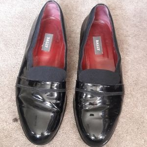 Bally slip-on shoes size 8 and 1/2